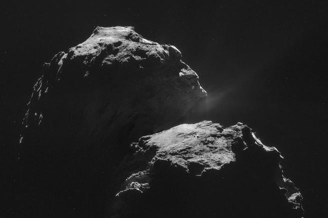 Mission Rosetta : l'atterrissage en images