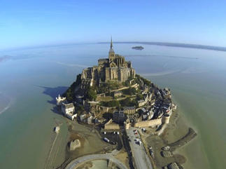 Photos : la France vue d'un drone !