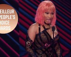 Le meilleur des People's Choice awards