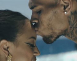 Chris Brown, in love de son ex dans son dernier clip