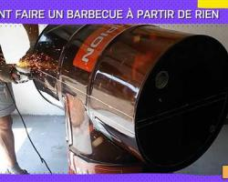 Comment faire un barbecue à partir de rien