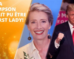 Donald Trump a dragué Emma Thompson !