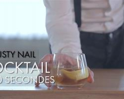 Cocktail en 60 secondes : Rusty Nail