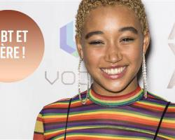L'actrice Amandla Stenberg fait son coming-out