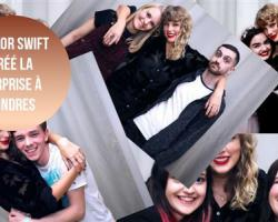 Un concert secret de Taylor Swift à Londres