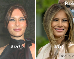 Vidéo : Happy Birthday Melania Trump : Sa transformation en 14 ans !