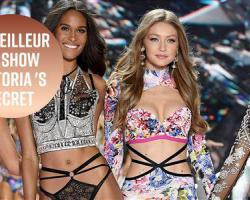 5 moments spéciaux du show Victoria's Secret