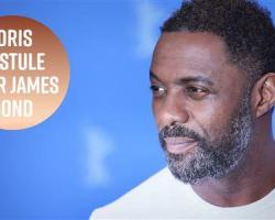 Idris Elba, le prochain James Bond ?
