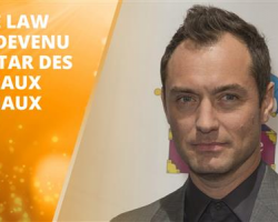Jude Law a apprecié les mèmes de 'The Young Pope' !
