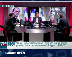 Jean-Jacques Bourdin fait son mea culpa en direct