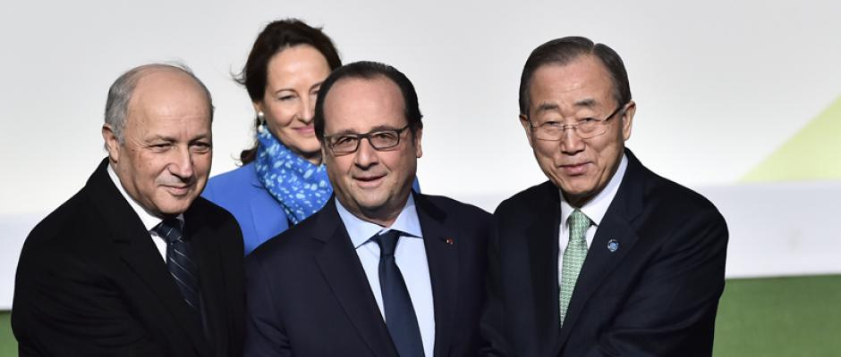COP21 : Hollande, Royal… mais au fait, qui fait quoi ?