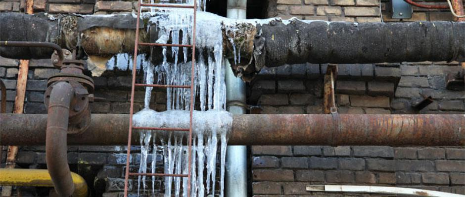 Grand froid : attention aux dangers qui menacent votre logement
