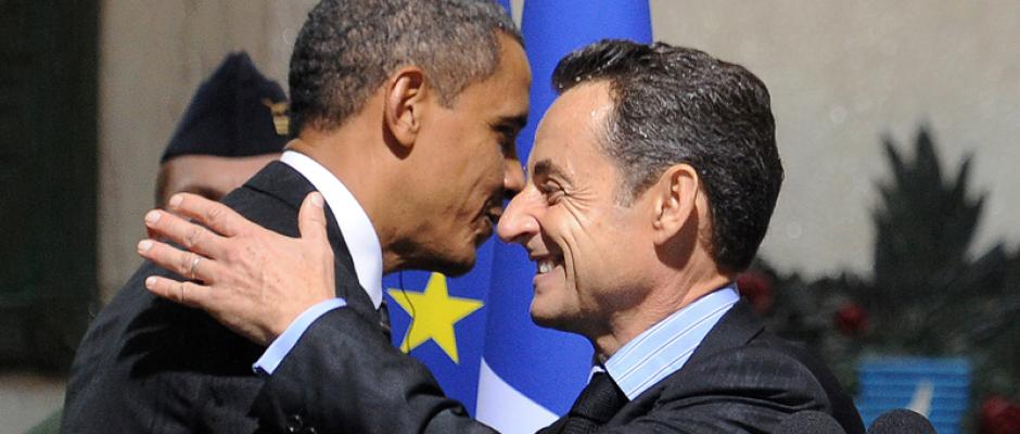 Intervention en Libye : Obama accuse Sarkozy d'avoir fanfaronné à tort