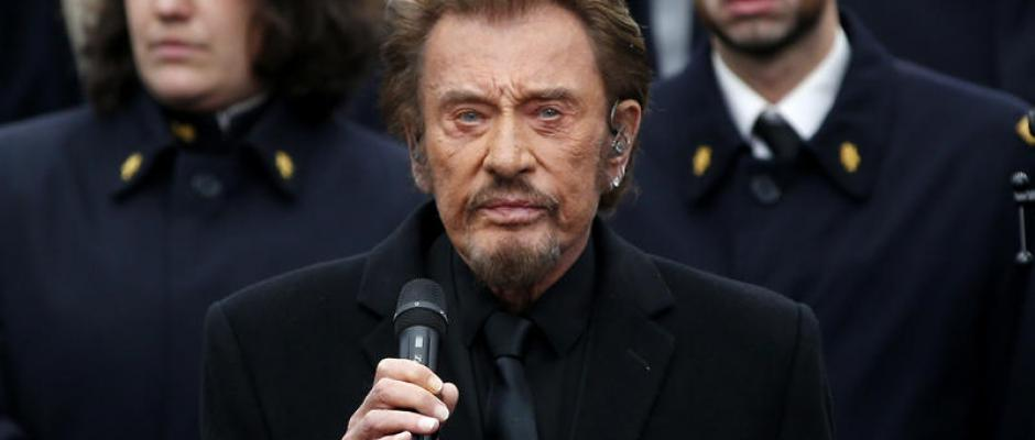 VIDEO Voici la future tombe de Johnny Hallyday