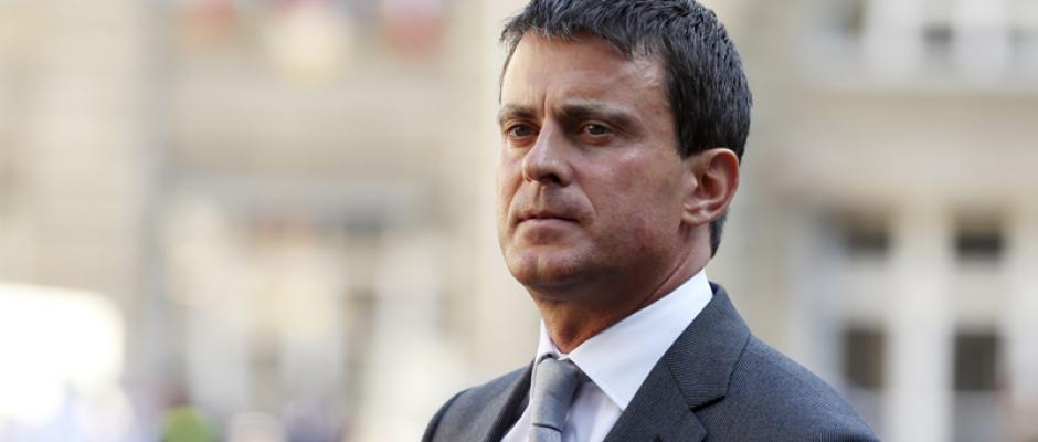 Manuel Valls ironise sur son absence à Waterloo