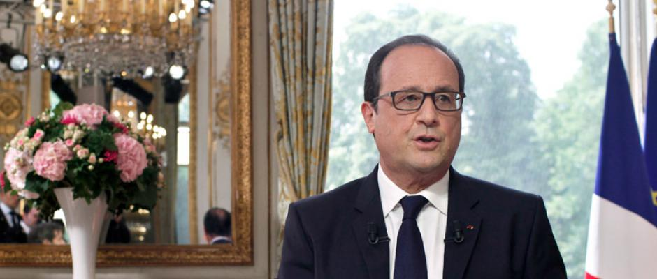 François Hollande : son interview secrète de 2012