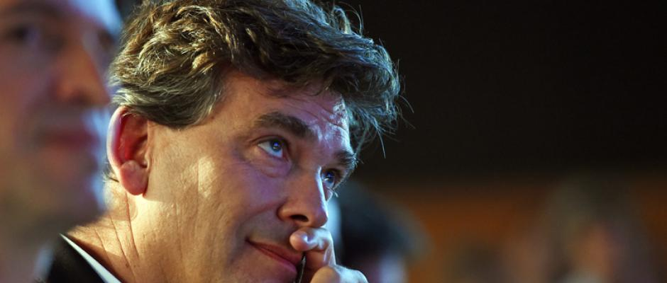 """Arnaud Montebourg pose (encore) pour le """"Made in France"""""""