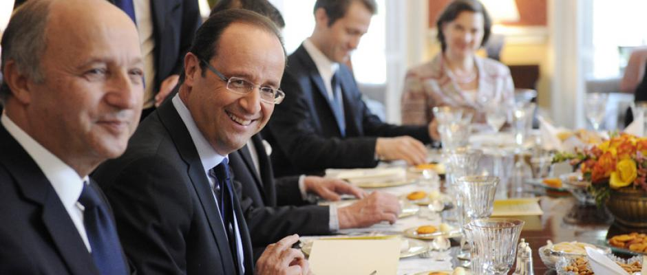 François Hollande : un incident diplomatique à cause… d'asperges ?