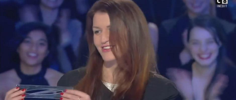 La blague potache de Laurent Baffie à Marlène Schiappa