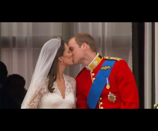 © Extrait de The Royal Channel - The official channel of the British Monarchy