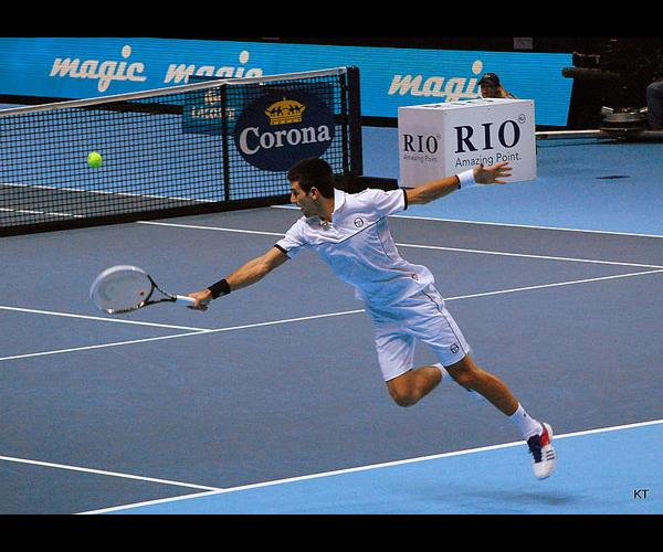 Novak Djokovic en 2011