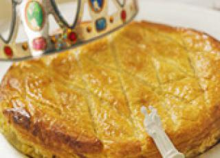 Galette des rois version light