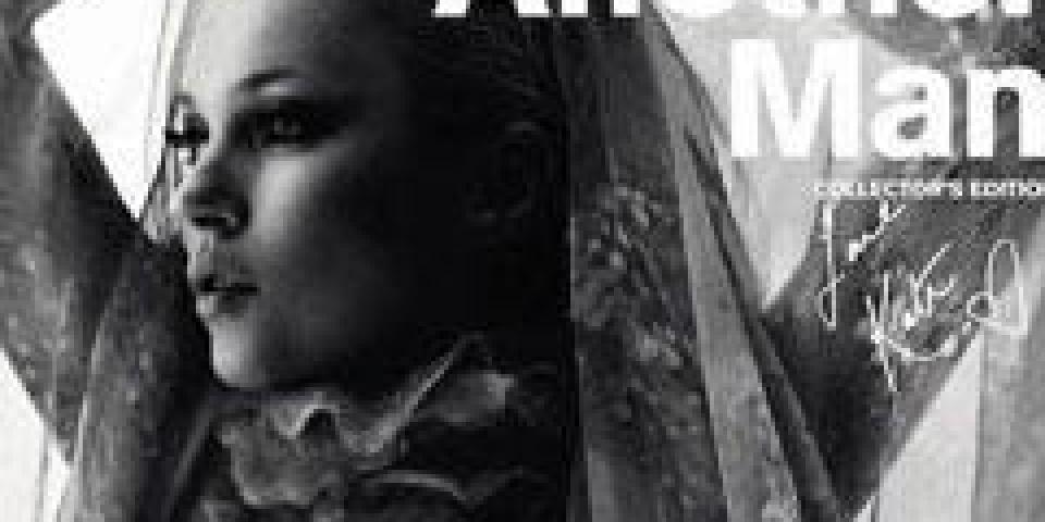 Kate Moss topless en couverture d'Another Man