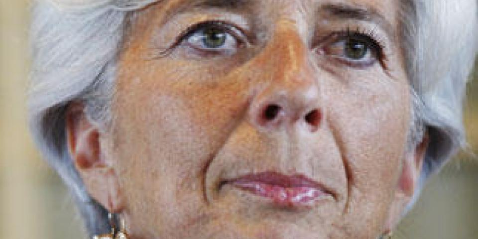 Christine Lagarde heureuse que son cousin gay n'ait plus à se cacher