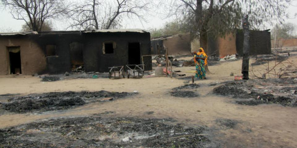 Nigeria  : Boko Haram détruit 16 villages, plus de 2000 morts